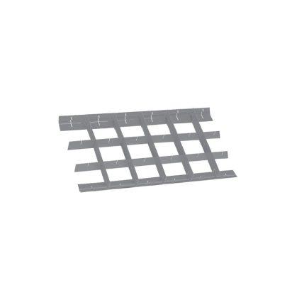 Beta 8889C2 keresztirányú fiókelválasztó szabványos, 588x367 mm fiókhoz