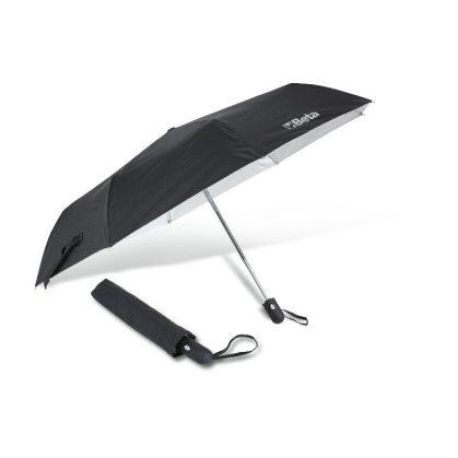 Beta 9521 Automata esernyő nylon T210 alumínium tokszár, 3 szelvény