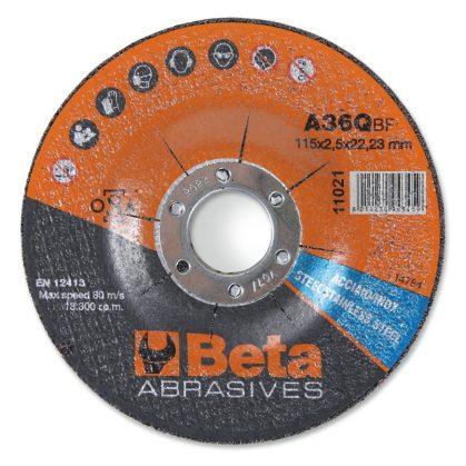 Beta 11021 vágókorong rozsdamentes acélhoz