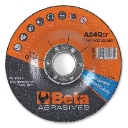 Beta 11023 vágókorong rozsdamentes acélhoz