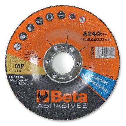 Beta 11024 vágókorong rozsdamentes acélhoz