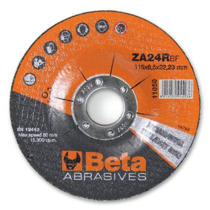 Beta 11050 csiszolókorong rozsdamentes acélhoz