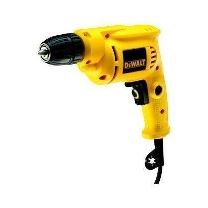 Dewalt DWD014S Fúrógép ütőmű nélkül, 550W, 10mm, gyorstokmány