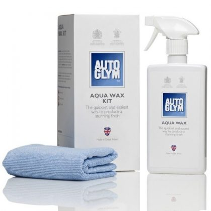 AUTOGLYM Aqua Wax Kit - Vizes Wax Szett