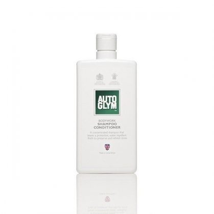 AUTOGLYM Bodywork Shampoo Conditioner - Autósampon/Kondicionáló Sampon és Wax 500ml
