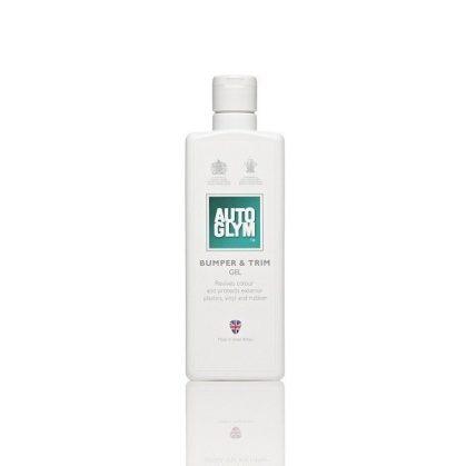 AUTOGLYM Bumper & Trim Gel - Műanyagregeneráló/ápoló 325ml