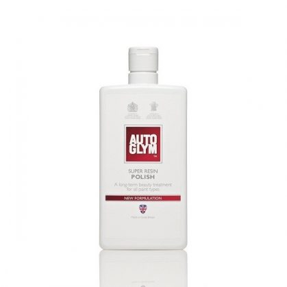 AUTOGLYM Super Resin Polish – Polír/Wax 325ml és 500ml