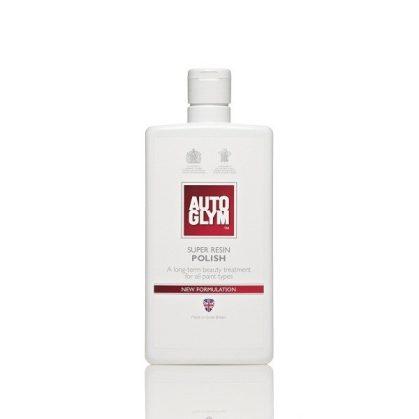 AUTOGLYM Super Resin Polish – Polír/Wax 325ml és 500ml