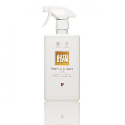 AUTOGLYM Vinyl & Rubber Care - Műanyagápoló 500ml
