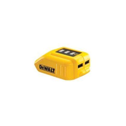 DeWalt DCB090 USB átalakító Dewalt XR LI-Ion akkumulátorokhoz