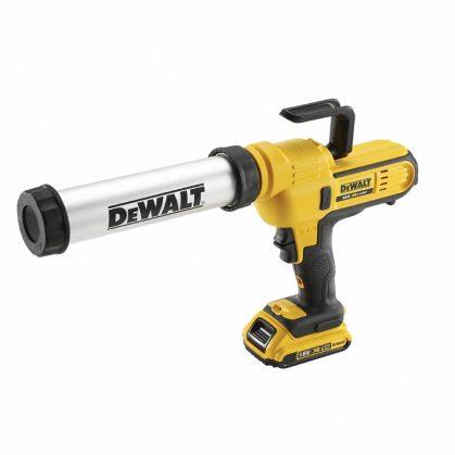 DeWalt DCE571D1 Kinyomó pisztoly (400 ml) 18V XR
