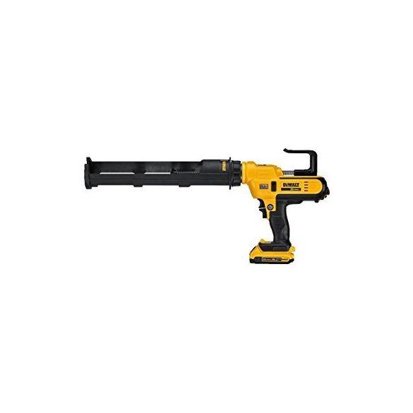 DeWalt DCE580D1 Kinyomó pisztoly (600 ml) 18V XR