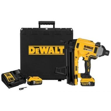 DeWalt DCN890P2-QW XR Betonszögező készletben