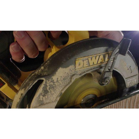 DeWalt DCS575T2-QW 54V XR FLEXVOLT körfűrész