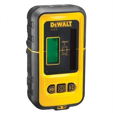 DeWALT DE0892G Zöld vonallézer detektor (jelfogó)