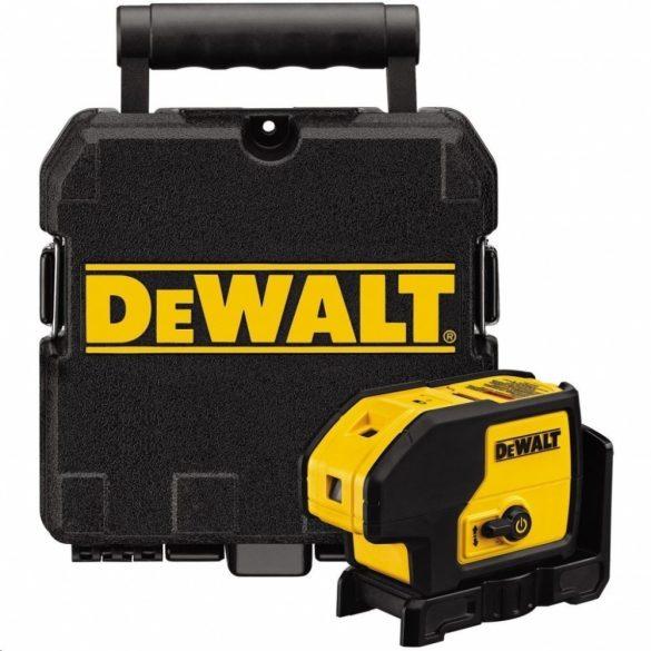 DeWalt DW083K-XJ 3 sugaras pontlézer