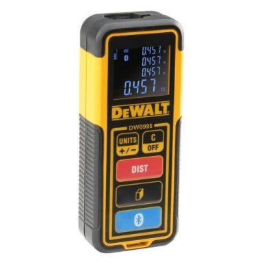 DeWalt DW099S-XJ Lézeres Távolságmérő - 30m/es