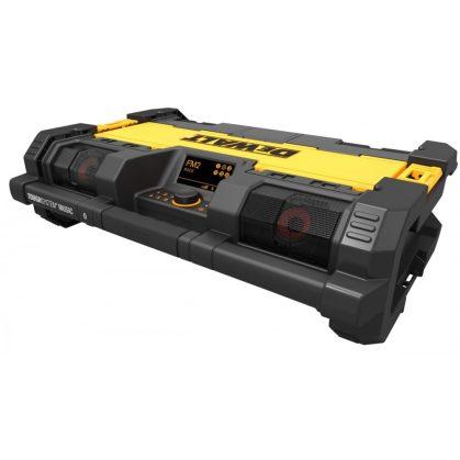 DeWalt DWST1-75659-QW Toughsystem rádió és töltő