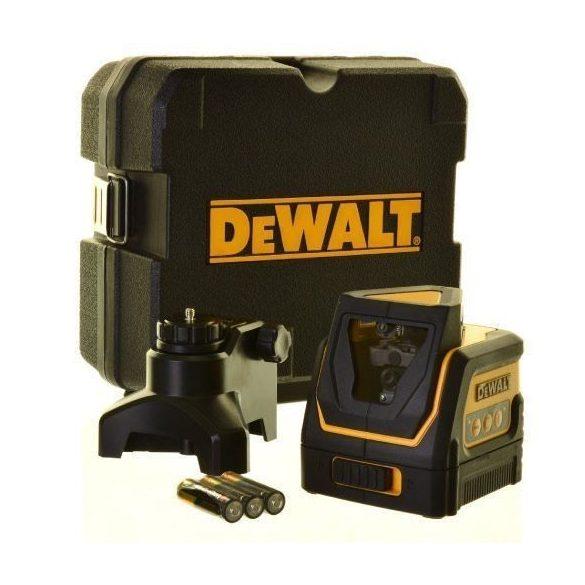 Dewalt DW0811-XJ 1keresztszálas 360° vonallézer