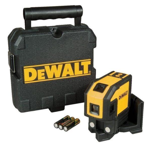 Dewalt DW0851 pontlézer