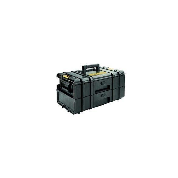 DeWalt DWST1-70728 TOUGHSYSTEM™ Tárolódoboz DS250